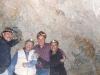 Los cuatro miembros de la expedición