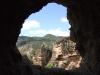 Vista de la mina de La Guerra Antigua desde La Amorosa
